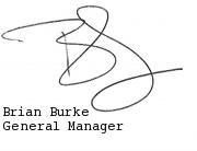 fake brian burke signature
