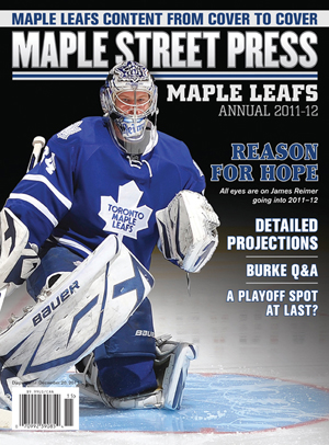 Maple Leafs Annual 2011-2012 from Maple Street Press